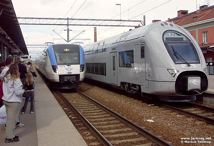 tåg eskilstuna stockholm