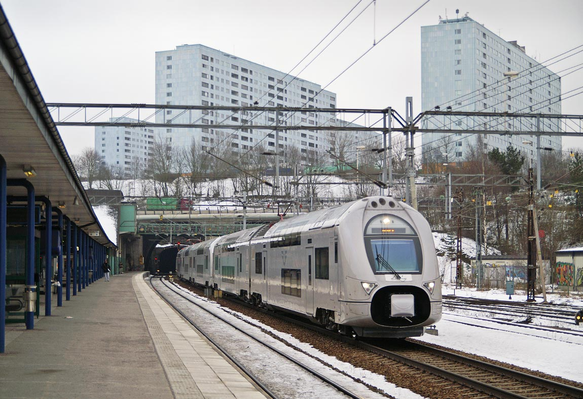 tåg till linköping