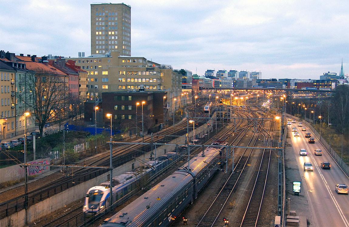 trafikverket tågplan 2016