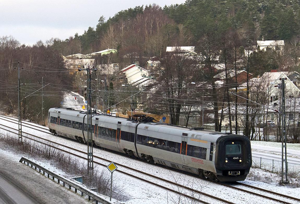 tåg lund göteborg