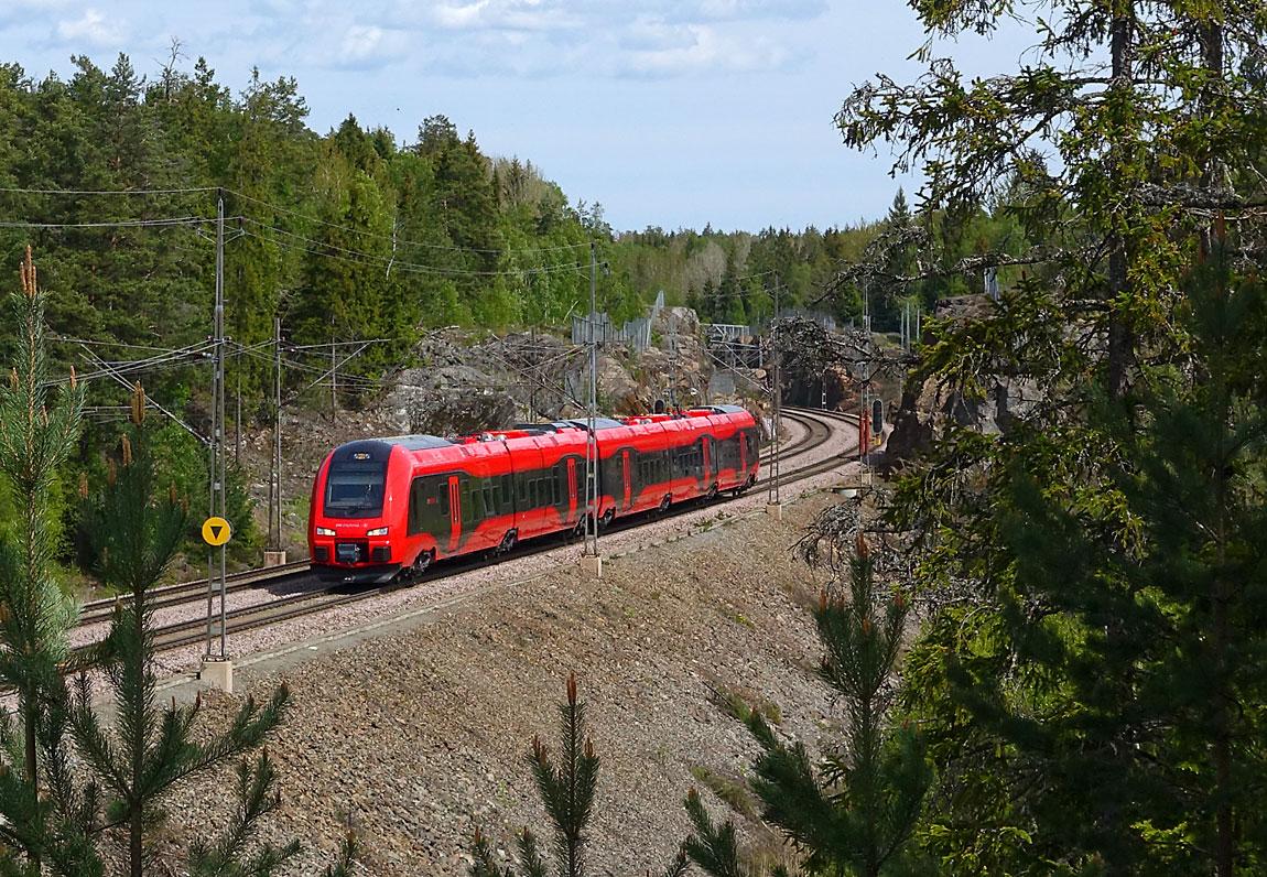 Stockholm göteborg avstånd tåg