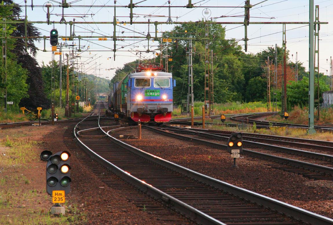 tåg från nässjö till aneby