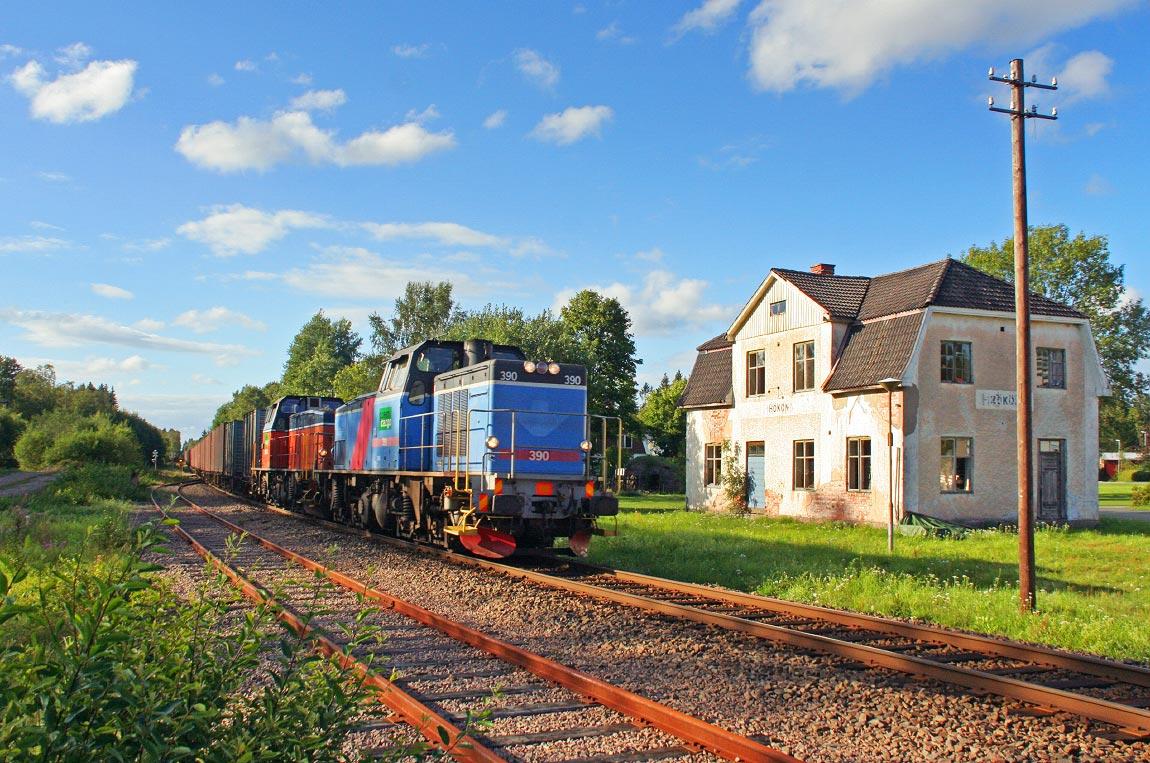 tåg spårade ur sölvesborg