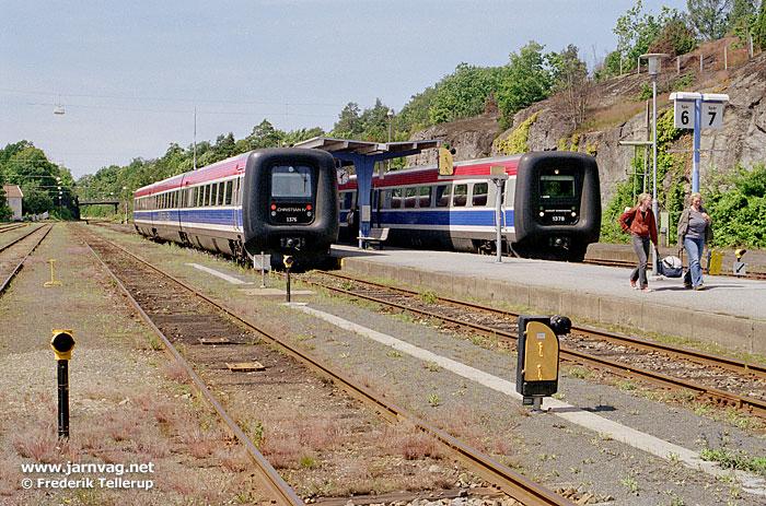 Tåg malmö kristianstad