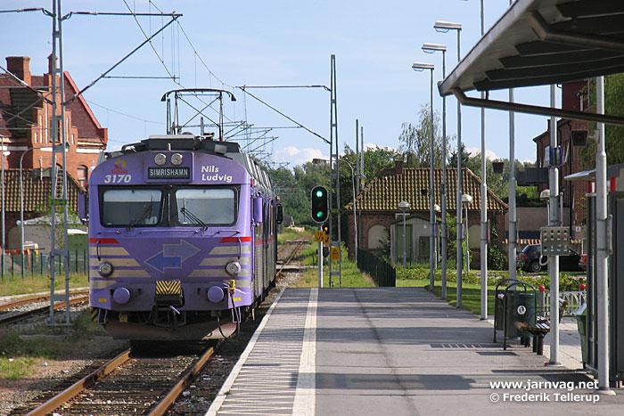 Tåg till norge