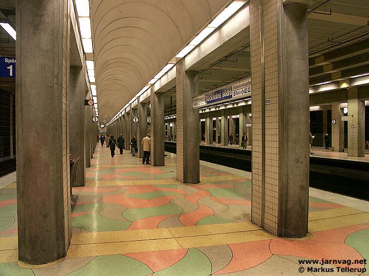 stockholm södra tågstation