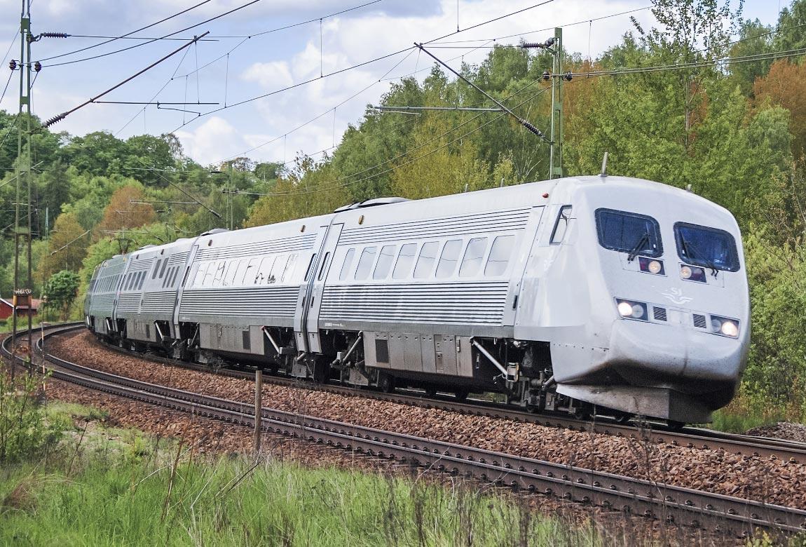 svensk historia järnvägar