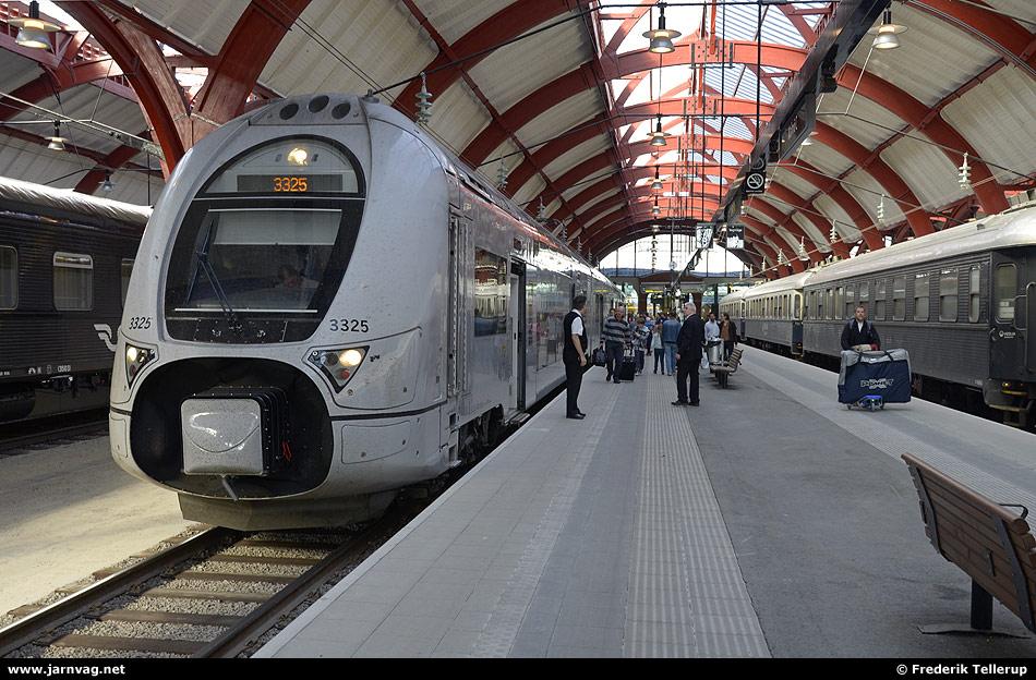 tåg malmö göteborg
