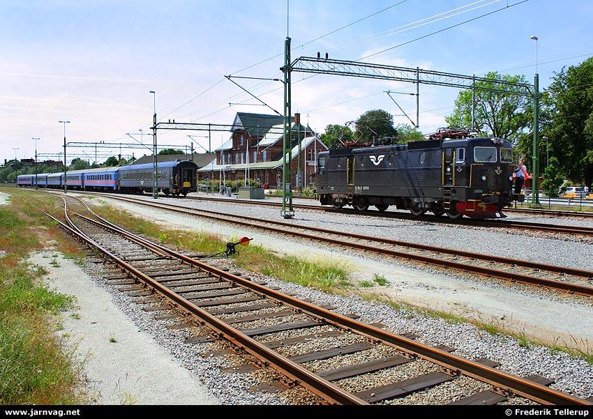 sj tåg i bergslagen